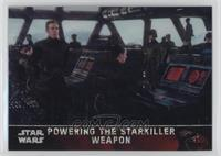 Powering the Starkiller Weapon