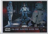 FN-2187 Guards over Poe #/50