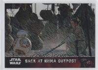 Back At Niima Outpost #/50