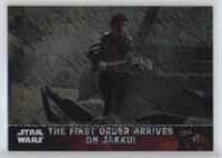 The First Order Arrive on Jakku! #/50