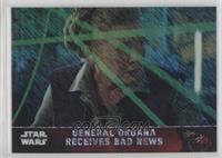 General Organa Receives Bad News #/50