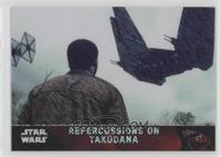 Repercussions on Takodana #/50