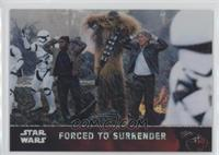 Forced to Surrender #/50