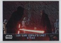 Lor San Tekka's Last Stand #/50