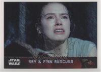 Rey & Finn Rescued #/50