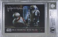 BB-8 Reunited with R2-D2 [BGS Authentic]