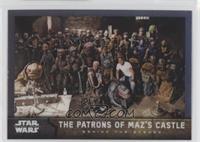The Patrons of Maz's Castle