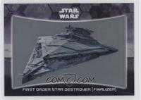 First Order Star Destroyer [Finalizer]