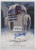 Kenny Baker as R2-D2 #/25