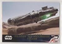 Piloting The Millennium Falcon #/100