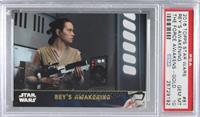 Rey's Awakening [PSA10GEMMT] #/100