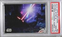 The Duel of Rey and Kylo Ren [PSA 10]