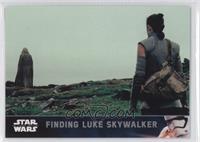 Finding Luke Skywalker