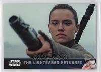 The Lightsaber Returned