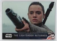 The Lightsaber Returned