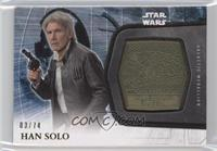 Han Solo [Noted] #/74