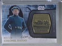 Colonel Datoo #/120