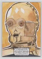 Tina Berardi (C-3PO) /1