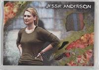 Alexandra Breckenridge as Jessie Anderson #/99