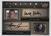 Ian Holm, Lance Henriksen
