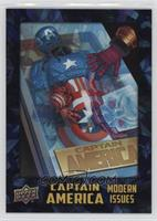 Captain America Vol 7 #22 /10