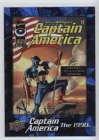 Captain America Vol 1 #454 /10