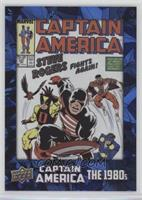 Captain America Vol 1 #337 /10