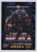 Captain America Vol 7 #6 /10