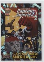 Achievement - Captain America: Sam Wilson Vol 1 #1