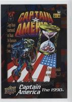 Captain America Vol 1 #443