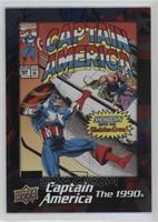 Captain America Vol 1 #404
