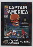 Captain America Vol 1 #368