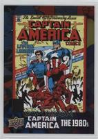 Captain America Vol 1 #255