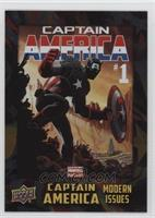 Captain America Vol 7 #1