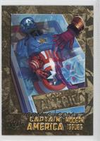 Captain America Vol 7 #22 #1/1
