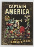 Captain America Comics Vol 1 #3 #1/1