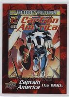 Captain America Vol 3 #1 /175