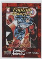 Captain America Vol 1 #445 /175