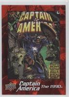 Captain America Vol 1 #438 #/175
