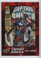 Captain America Vol 1 #427 /175