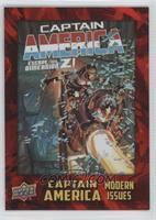 Captain America Vol 7 #10 /175