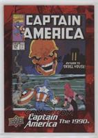Captain America Vol 1 #368 /175
