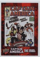 Captain America Vol 1 #337 #/175