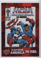 Captain America Vol 1 #334 #/175