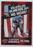 Captain America Vol 1 #332 #/175