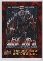 Captain America Vol 7 #6 /175