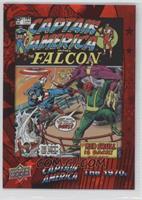 Captain America Vol 1 #184 #/175