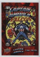 Captain America Vol 1 #155 #/175