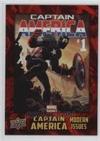 Captain America Vol 7 #1 /175
