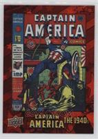 Captain America Comics Vol 1 #14 /175